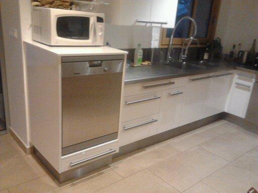 Menuiserie Figard - Fabrication sur mesure - Cuisine - Laqué - Vesoul