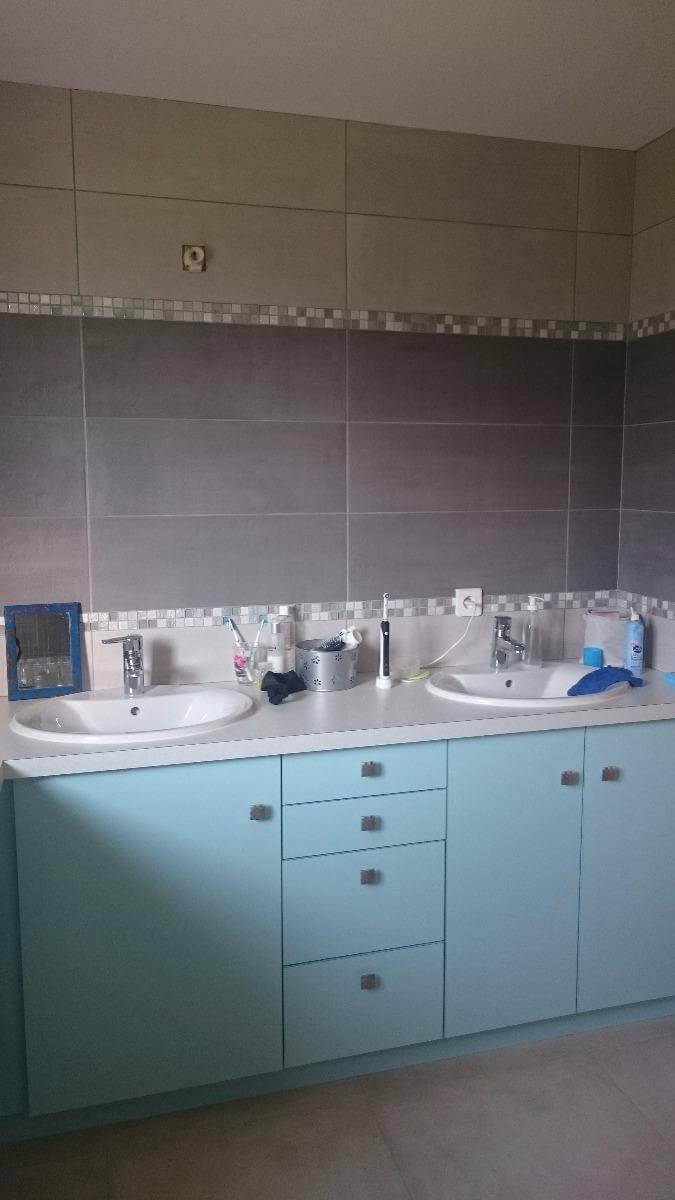 Menuiserie Figard - Fabrication sur mesure - Mobilier de salle de bain - Stratifié - Vesoul